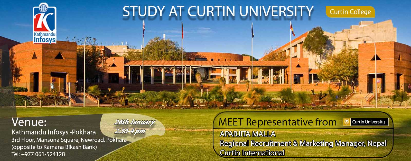 Curtin Facebook Banner