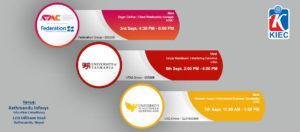 ATMC, UTAS, USQ seminar in KIEC