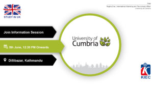 University of Cumria