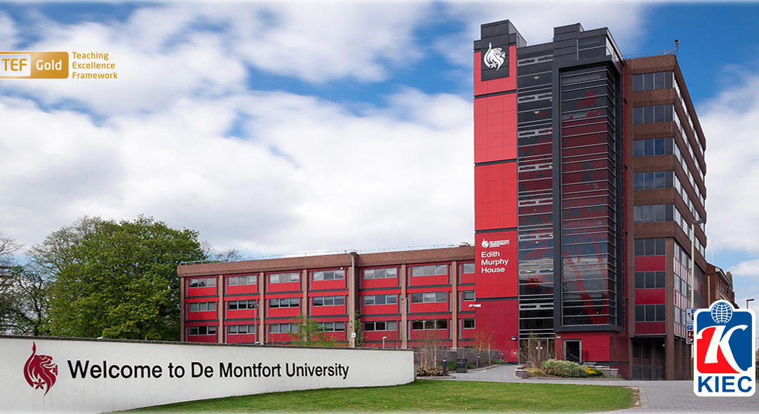 Study in DMU, UK