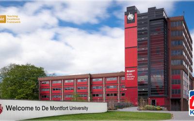 Study in DMU, UK