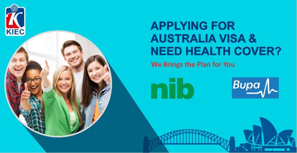 Applying to Australia & need Health Insurance