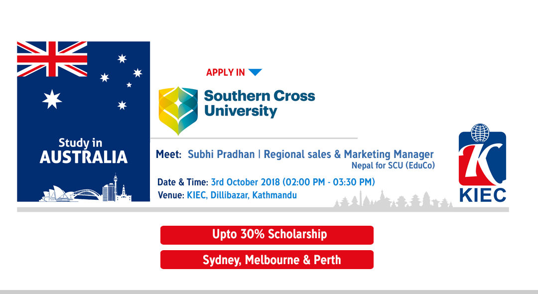 Join Information Session by Southern Cross University