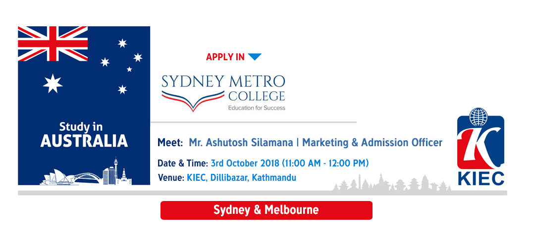 Join Information Session by Sydney Metro College