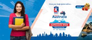 KIEC Admission Week