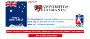 Join Information Session with University of Tasmania