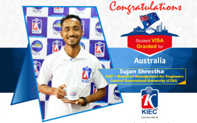 Sujan Shrestha | Australian Study Visa Granted