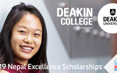 KIEC | Deakins University (Nepal Excellence Scholarship 2019)