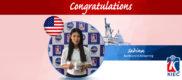 USA visa granted