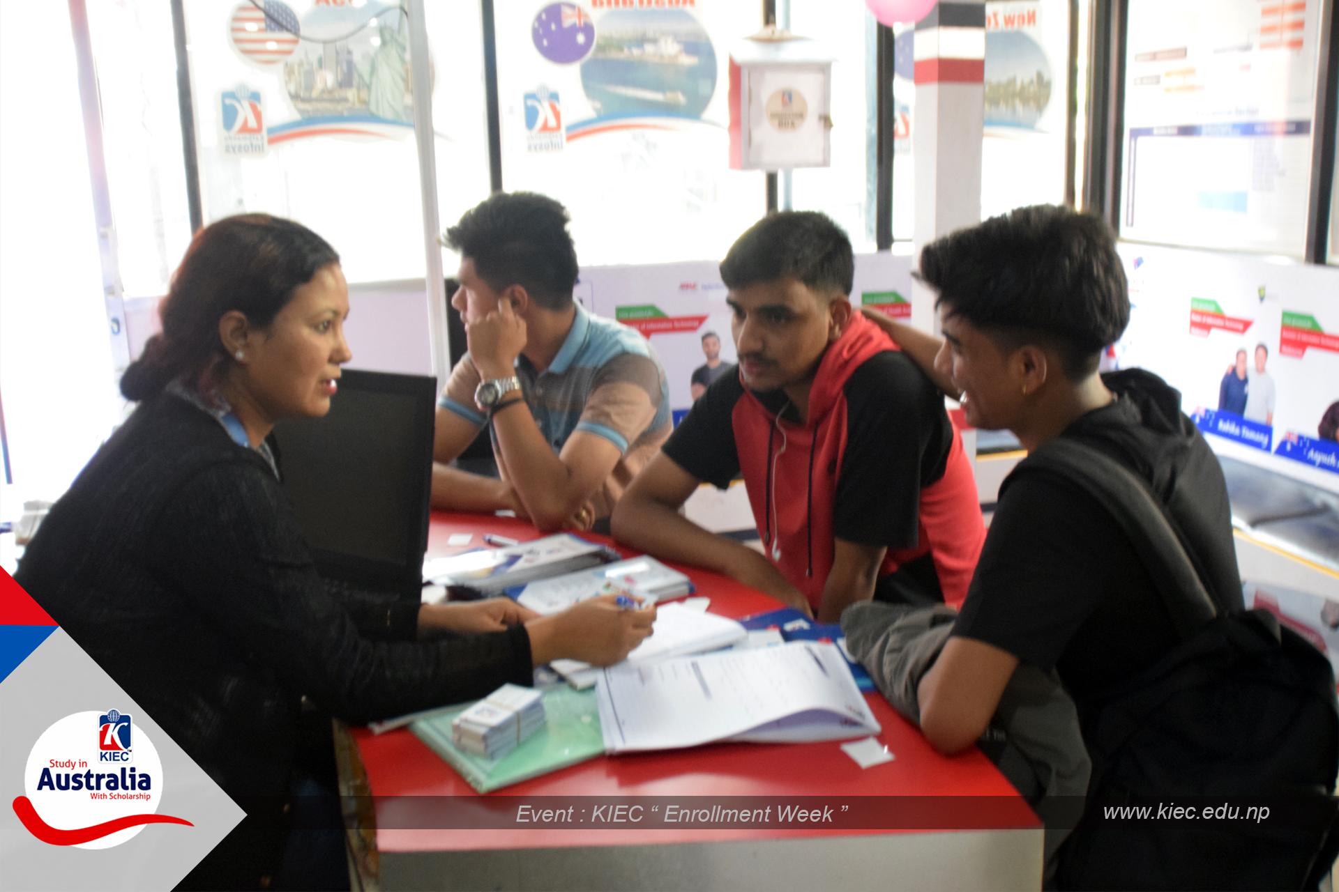 KIEC Counsellor Mingma Sherpa