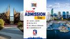 ECU admission day 2019