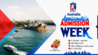 KIEC Australia Admission week