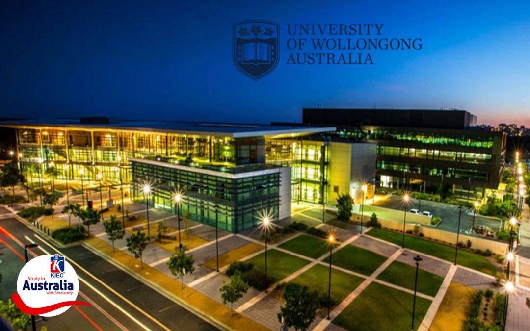 Study Master of Nursing International at University of Wollongong 2019