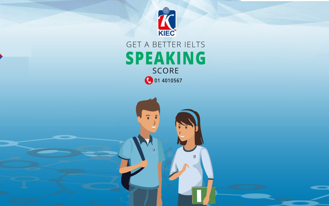 How can speaking be improved?