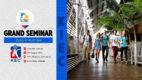 Attend Grand Seminar with University of Sunshine Coast,Australia