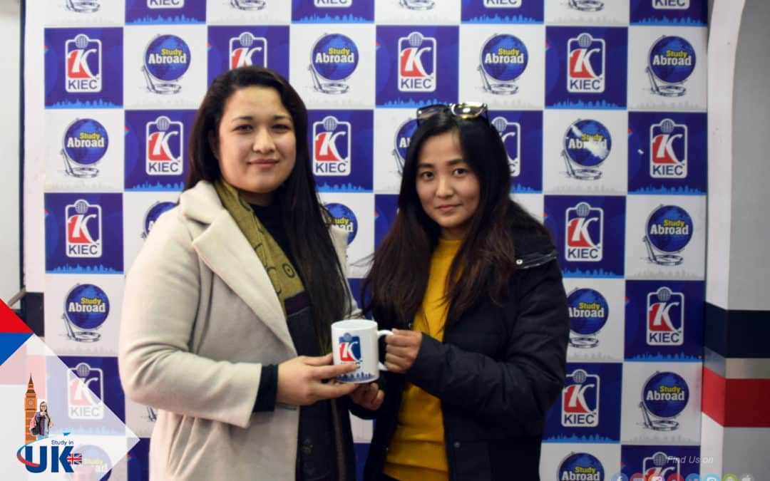 Kriteena Subba Limbu | UK Study Visa Granted